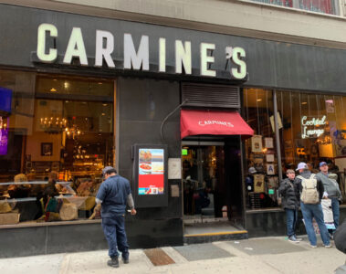 Carmine's Theater District