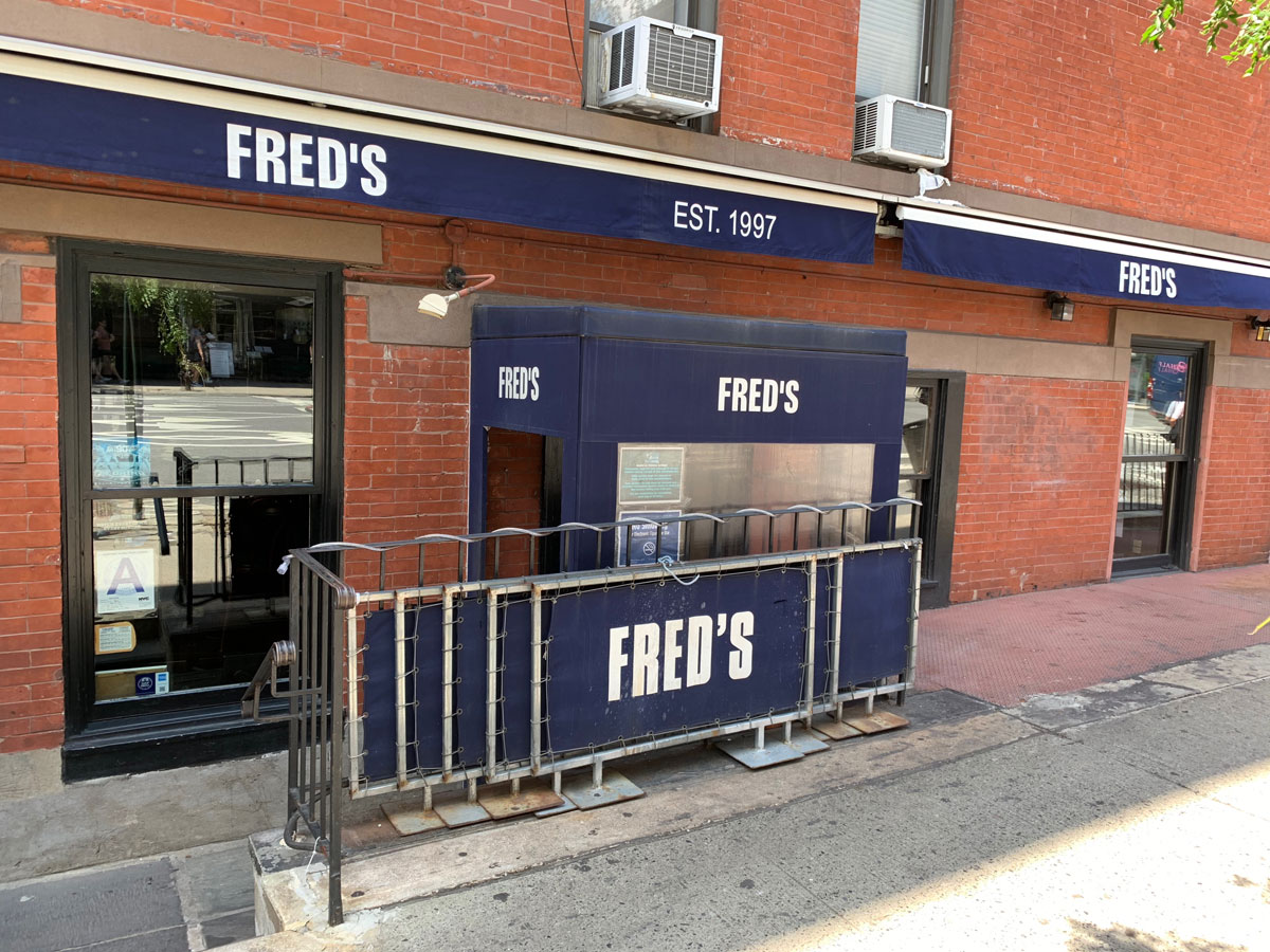 Fred's West