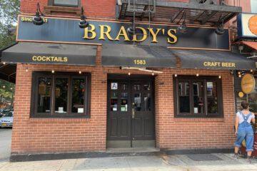 Brady's