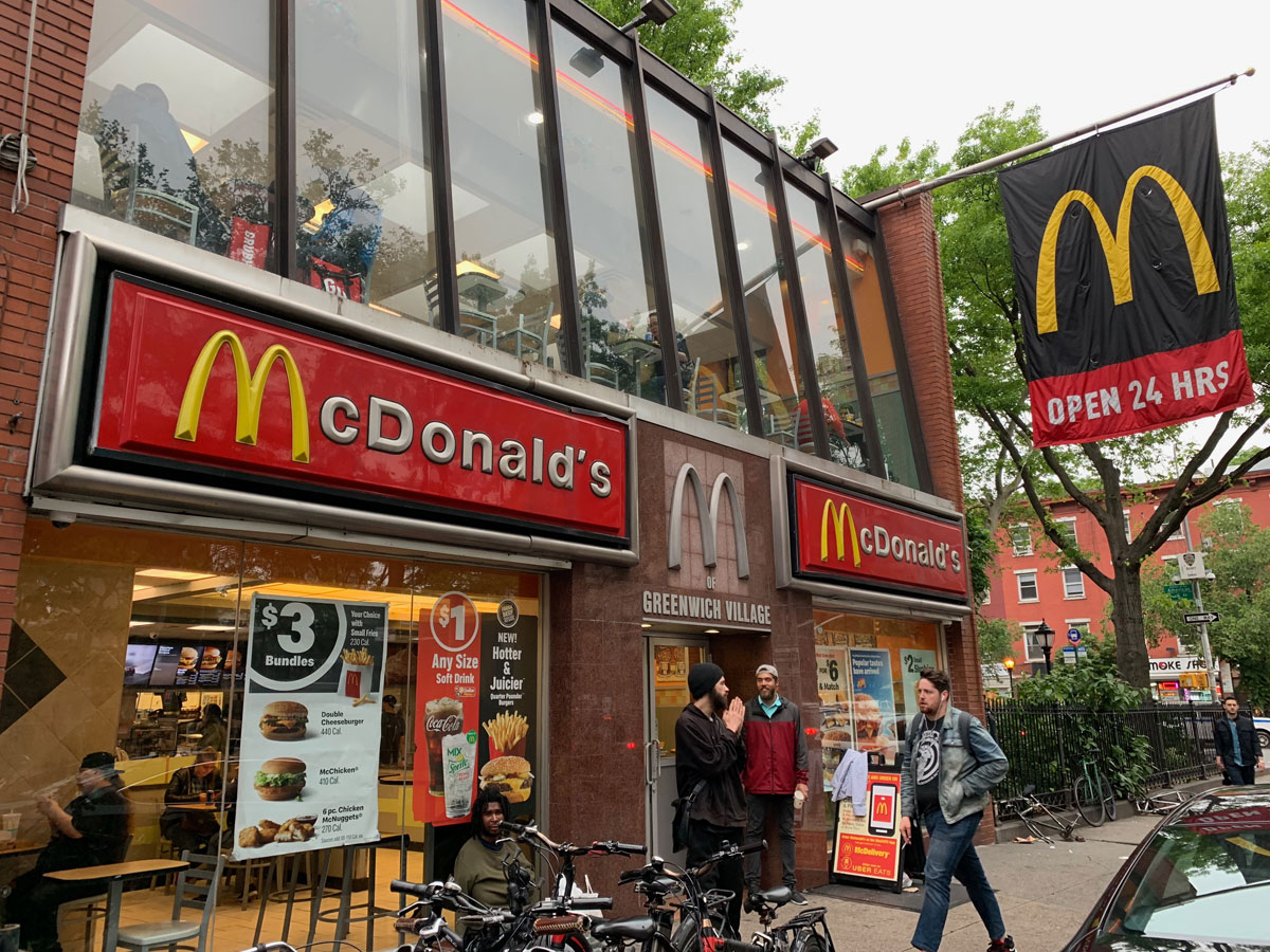 McDonald's Greenwich Village