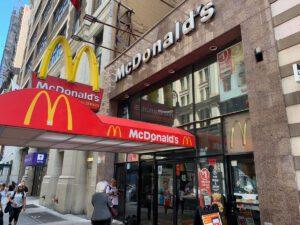McDonald's Noho