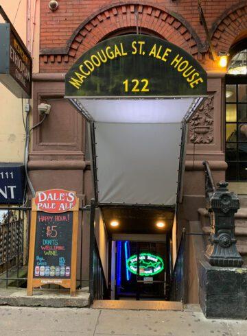 MacDougal St. Ale House