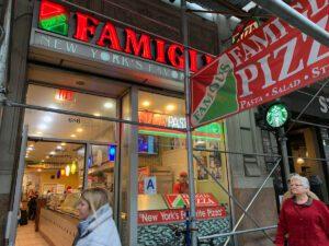 Famous Famiglia Times Square