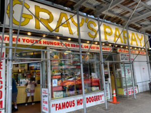 Gray's Papaya - Upper West Side