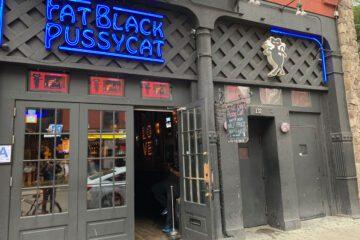 Fat Black Pussycat