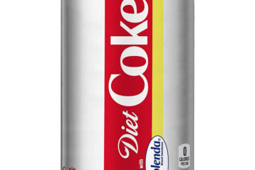 Diet Coke With Splenda
