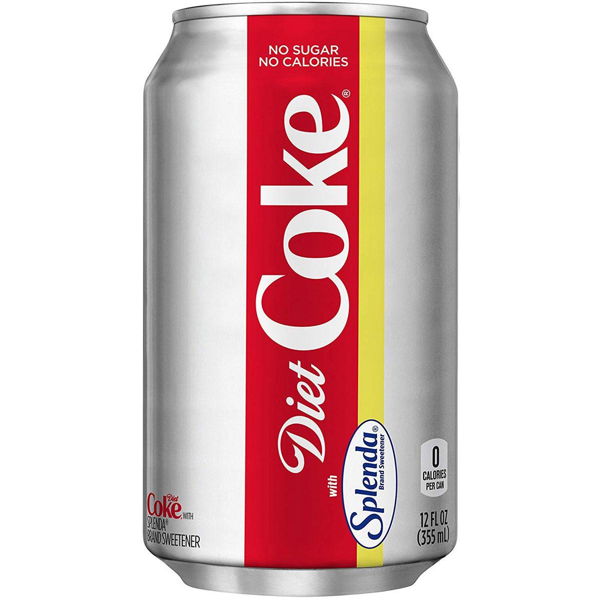 Diet Coke With Splenda