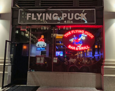 Flying Puck Bar