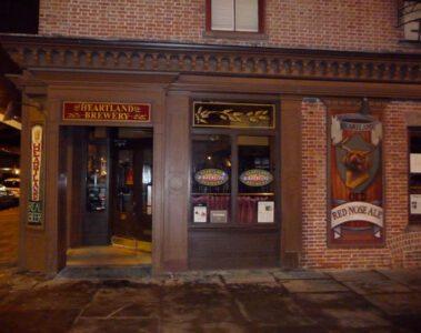Heartland Brewery & BBQ
