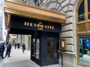 The King Cole Bar