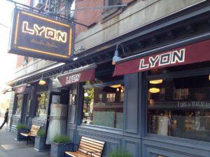 Lyon Bouchon Moderne