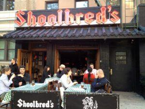 Shoolbred's