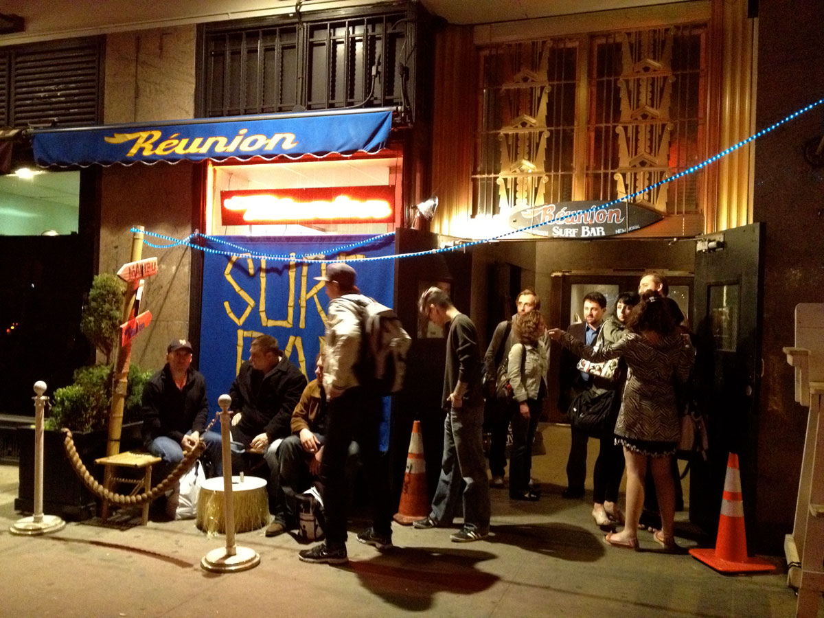 Reunion Surf Bar