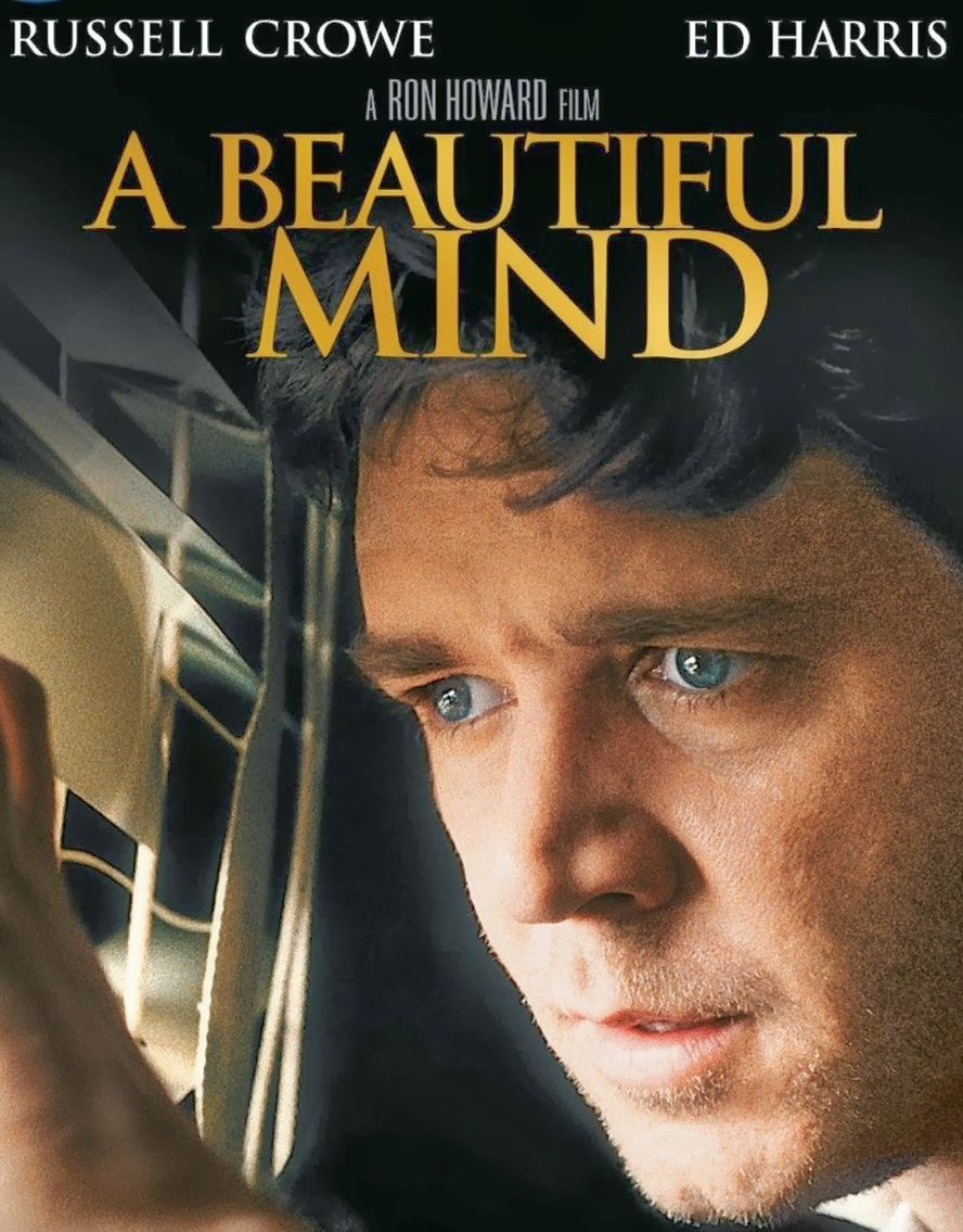 a review of the movie a beautiful mind A beautiful mind is based on the life of nobel prize winning  see, both in the  movie and real life, john nash is a delusional schizophrenic.