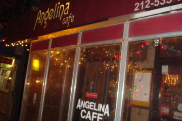 Angelina Cafe