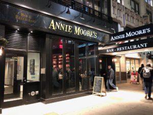 Annie Moore's