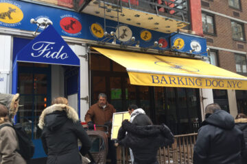 Barking Dog Luncheonette