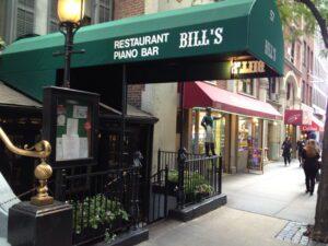 Bill's Gay Nineties