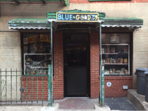 Blue and Gold Tavern