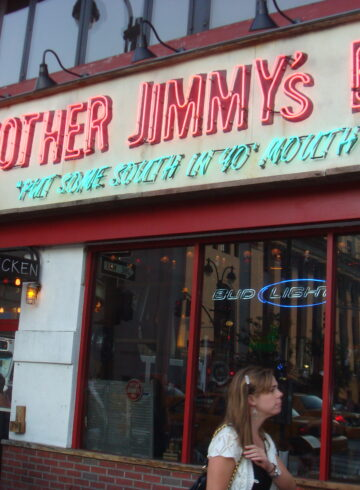 Brother Jimmy's Midtown