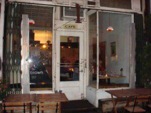 Brown Cafe