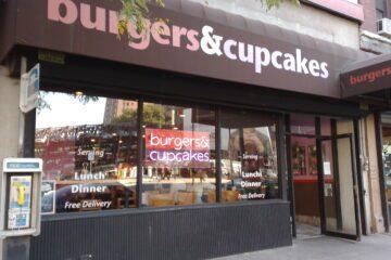 Burgers & Cupcakes