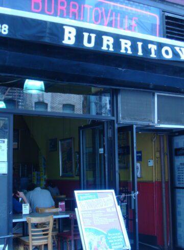 Burritoville Hell's Kitchen