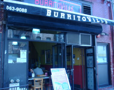 Burritoville Hell's Kitchen