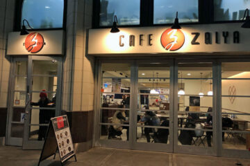 Cafe Zaiya