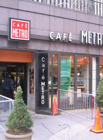 Cafe Metro (Midtown West)