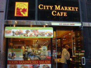 City Market Cafe MIdtown East
