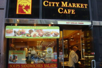 City Market Cafe MIdtown East