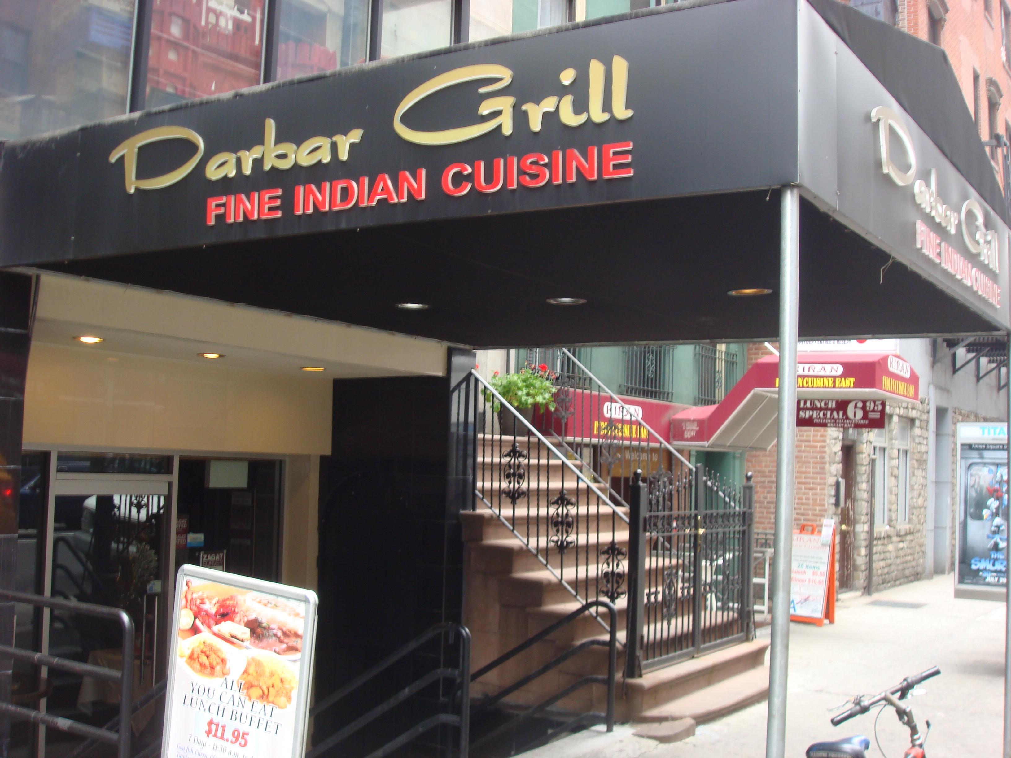 Darbar Grill
