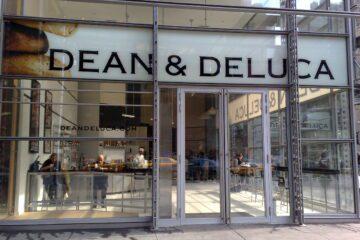 Dean & Deluca NYT Cafe