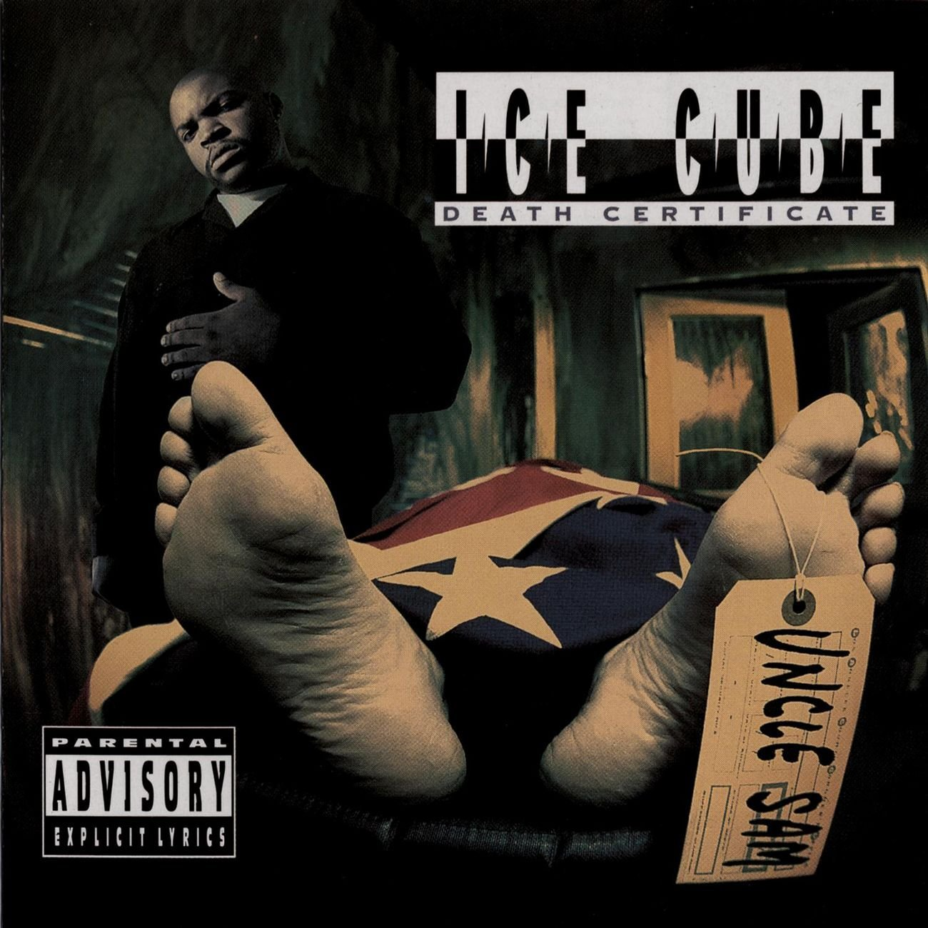 Ice Cube Death Certificate Mr Hipster Album Reviews Music