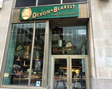 Devon and Blakely Midtown East