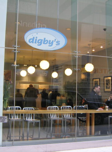 Digby's Cafe