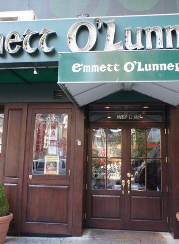 Emmett O'Lunney's