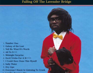 Falling Off the Lavender Bridge