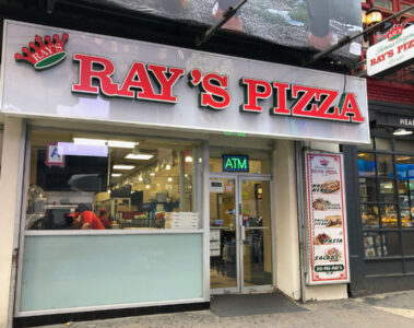 Famous Original Ray's - Times Square