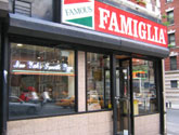 Famous Famiglia Pizza (Upper East Side)