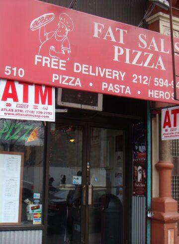 Fat Sal's Pizza