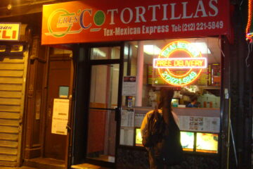 Fresh Tortillas Hell's Kitchen