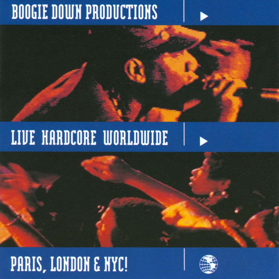 Boogie Down Productions Live Hardcore Worldwide Avi 15