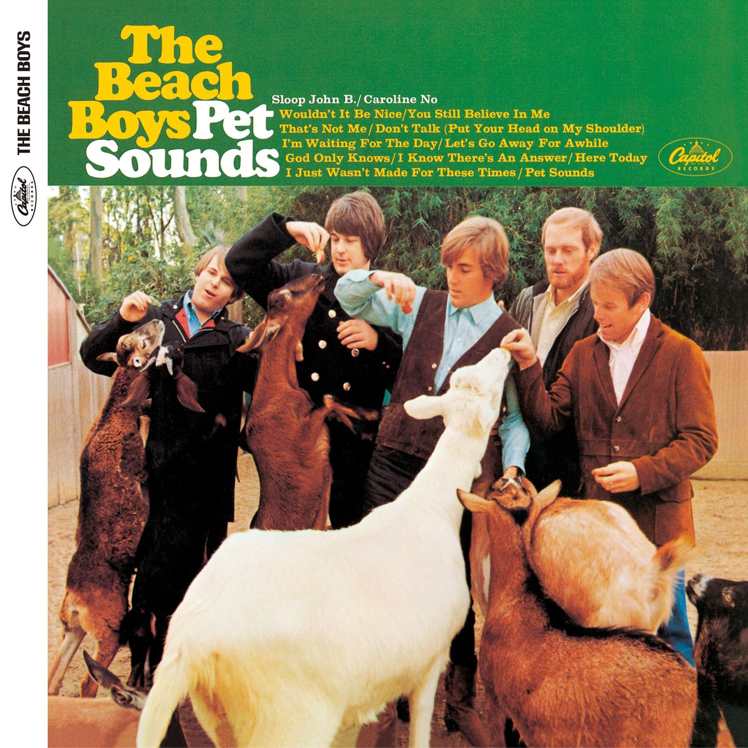 Beach Boys, The - The Pet Sounds Sessions