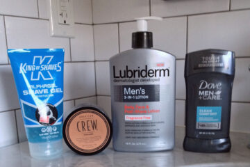Shower Like a Man