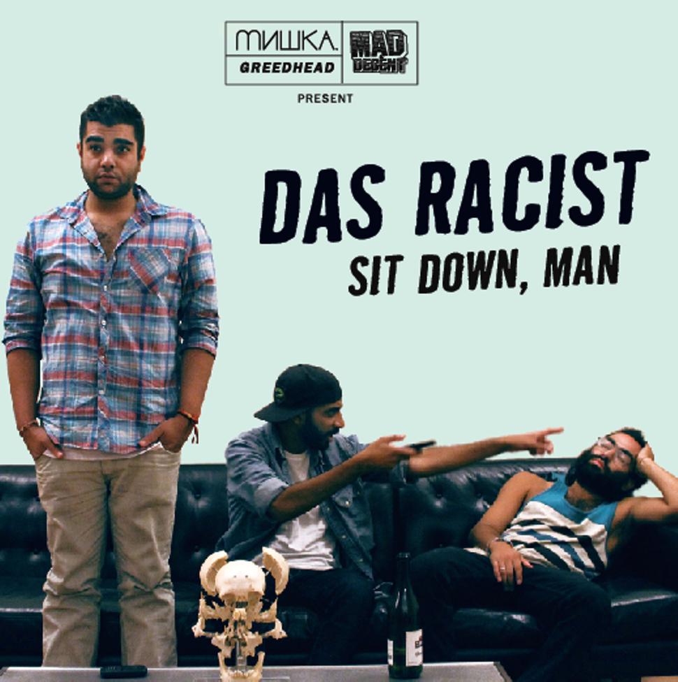 Sit Down Man