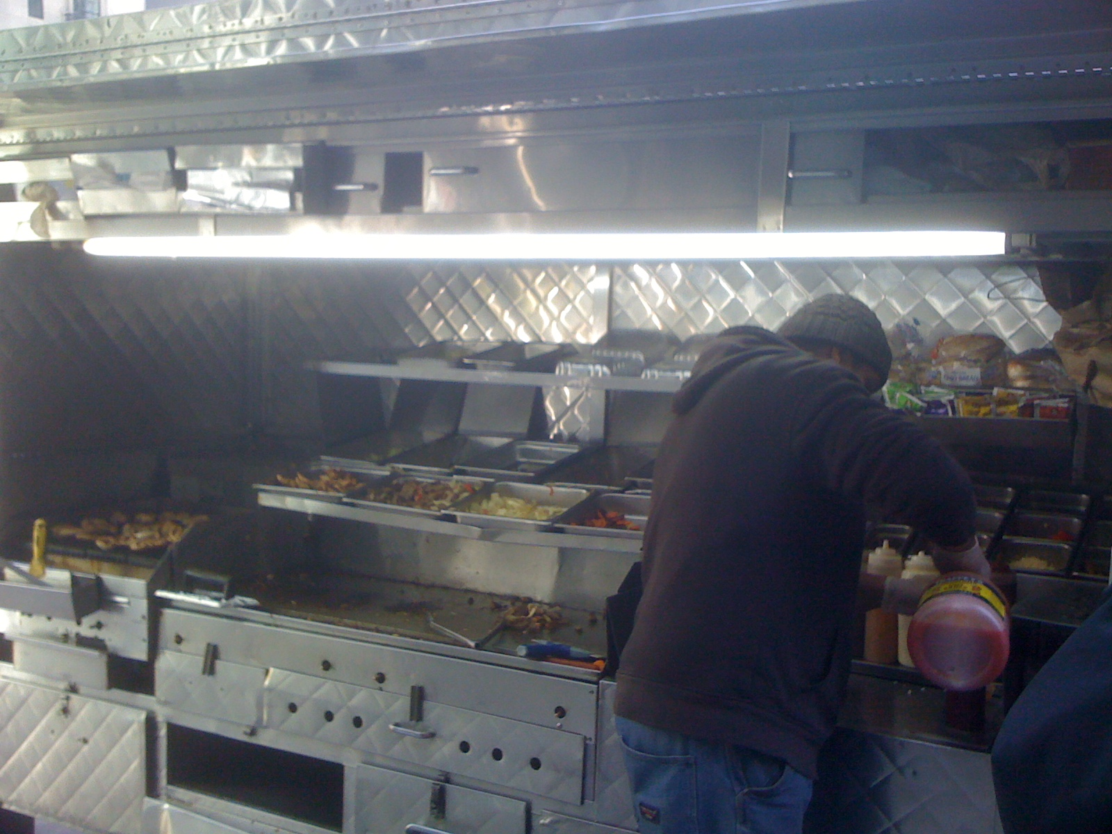 Gamal's 100% Halal & Healthy Food