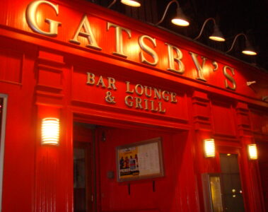 Gatsby's Bar, Lounge & Grill