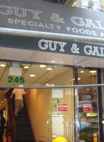 Guy & Gallard (Times Square)